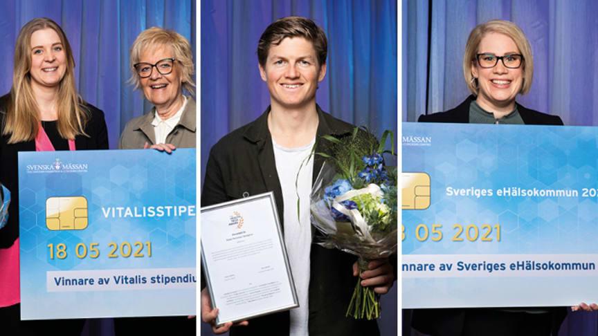 De tog prisen på Vitalis: Smarta initiativ för friskare och rikare liv