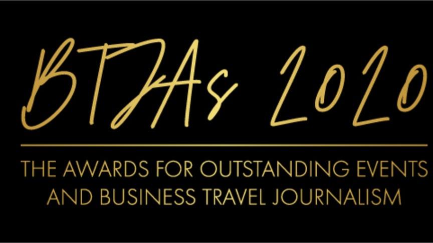 2020 Business Travel Journalism Award (BTJAs) winners named