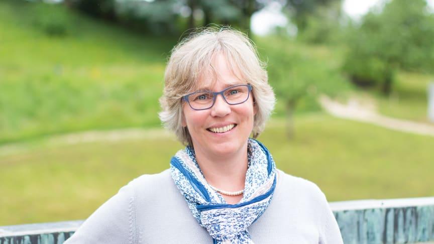 Jasmin Peschke, Leiterin der Koordinationsstelle für Ernährung in der Sektion für Landwirtschaft am Goetheanum