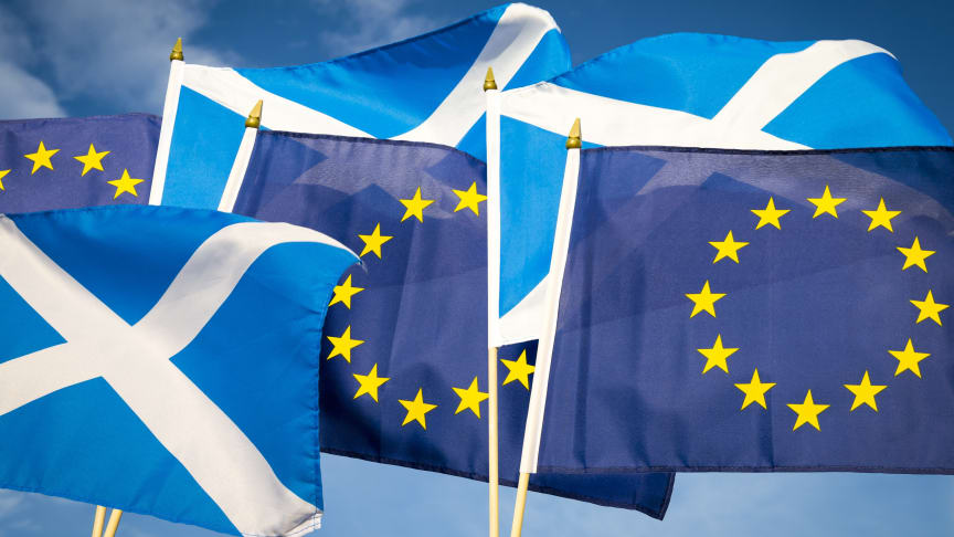 Global Scotland in the age of Brexit
