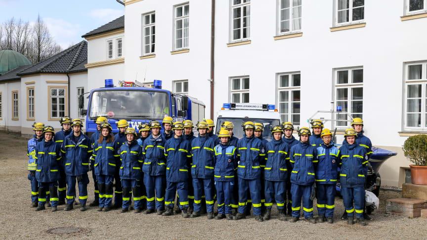 Das THW in Louisenlund hat eine lange Tradition