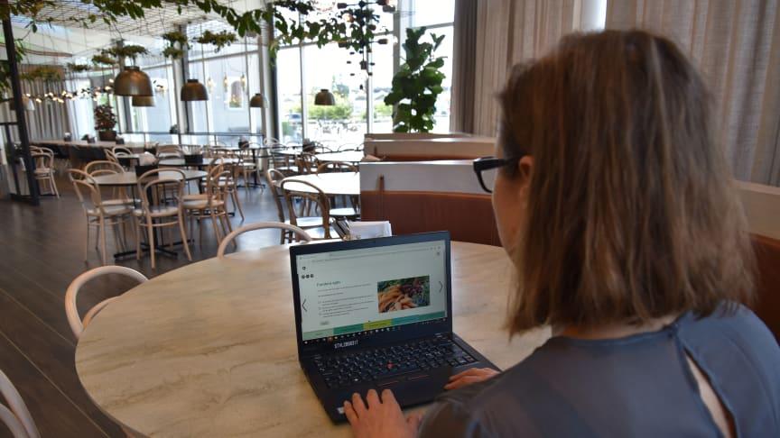 Webbutbildning om ekologiska livsmedel för offentlig sektor_Martin & Servera