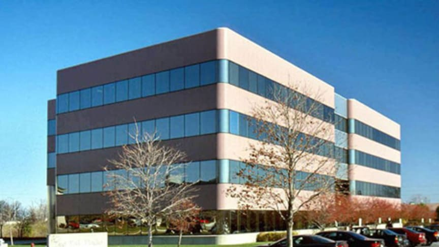 The DSV office building in Indianapolis, USA