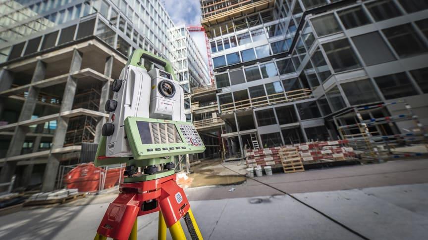 3D-laserscanning, med möjlighet att scanna upp till 30 000 punkter per sekund!