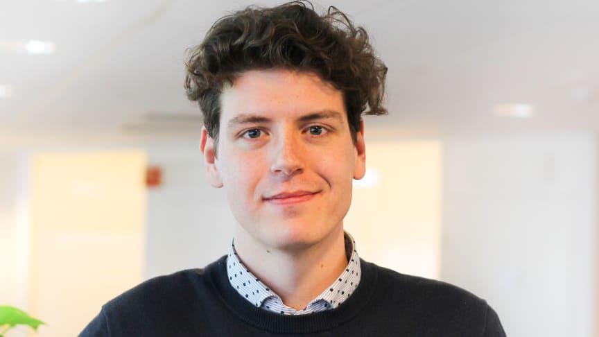 Henrik Smehaug, Content Sales Manager i Mynewsdesk