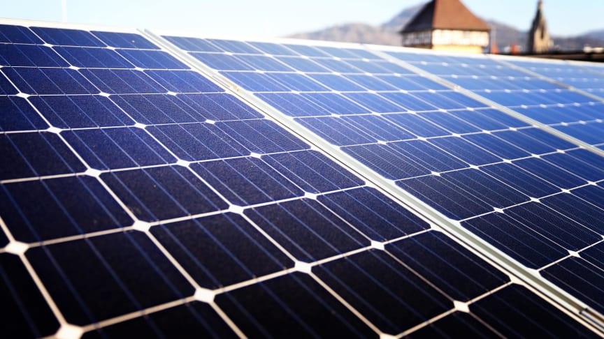Der Umstieg auf erneuerbare Energien wird mit hohen Fördersummen bezuschusst