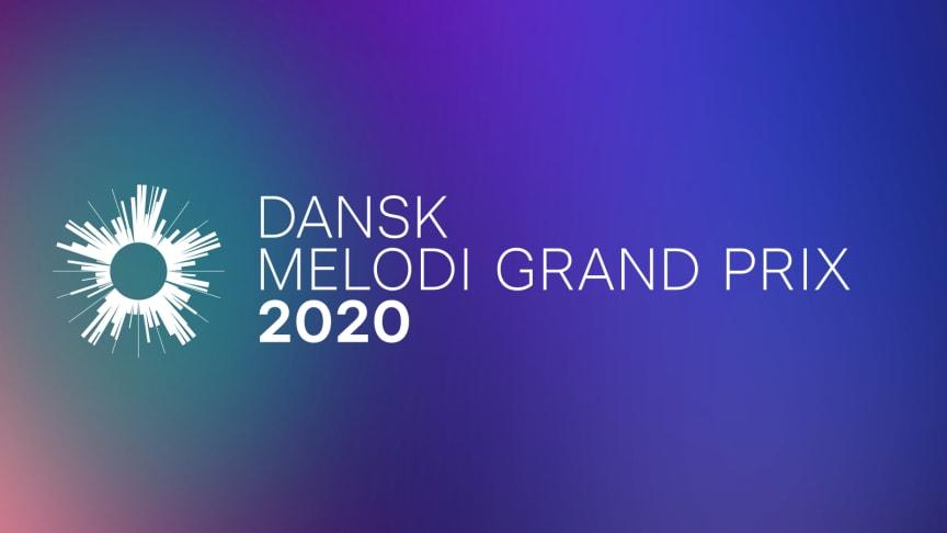 Her er de 10 finalister i Dansk Melodi Grand Prix 2020