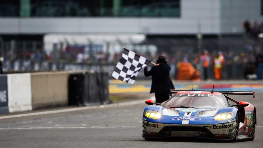 Ford GT sejrer ved Le Mans - 3