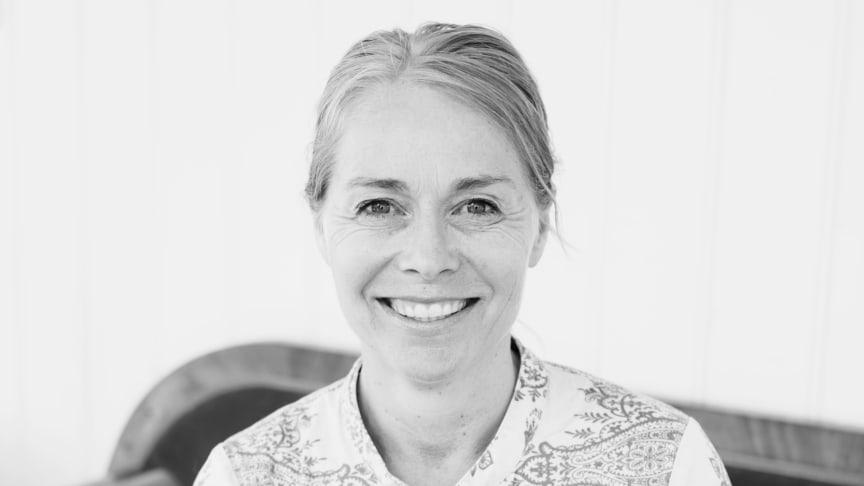Merete Lie er ansatt som avdelingsdirektør for Deichmans hovedbibliotek. FOTO: Jorunn Tharaldsen.