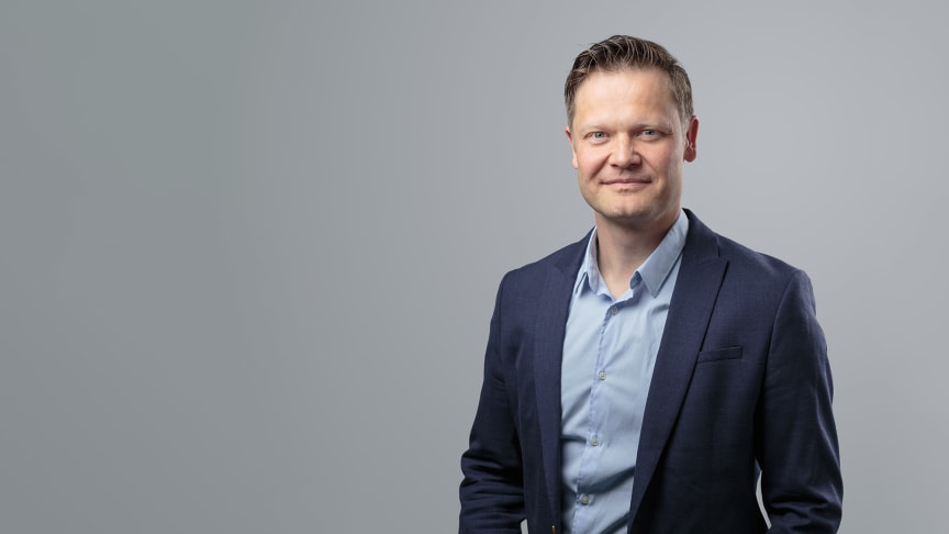Jussi Pekkala on nimitetty Visma Solutions Oy:n toimitusjohtajaksi