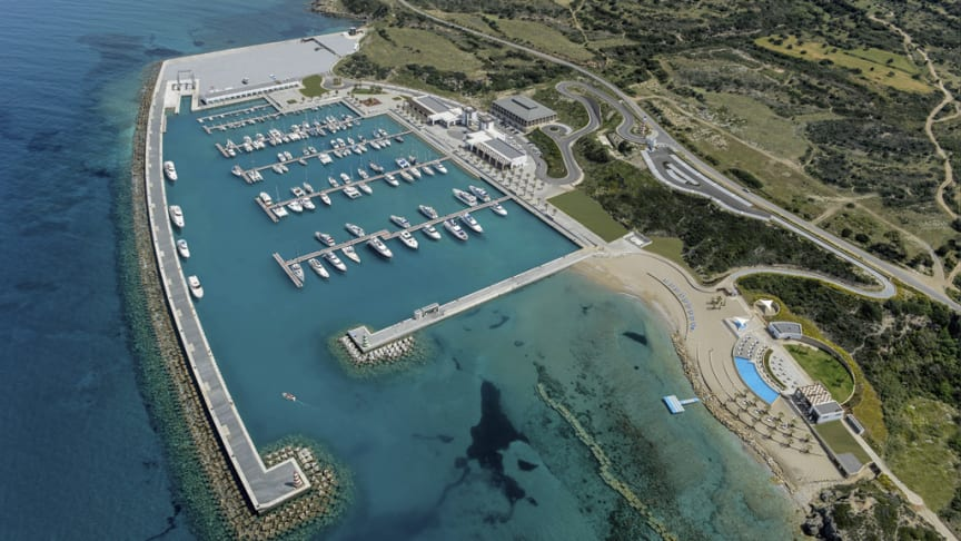 Karpaz Gate Marina in North Cyprus is exhibiting at Southampton Boat Show in September