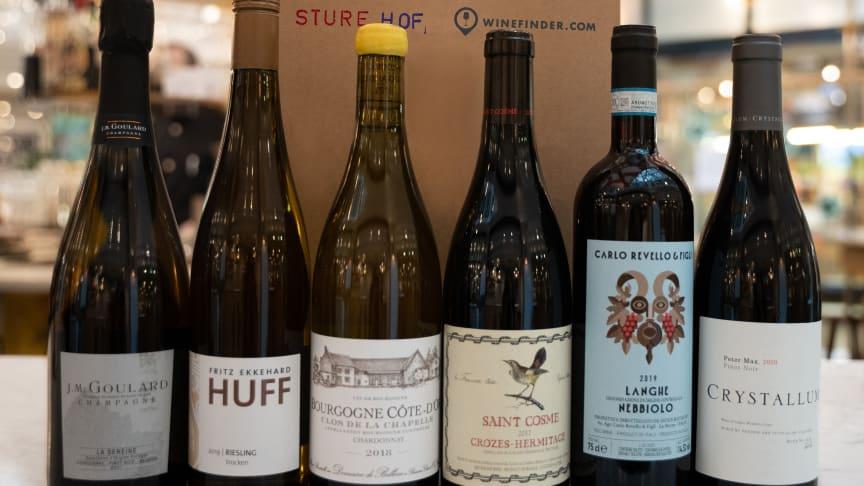 Sturehoflådan hos Winefinder