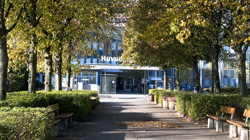 Högre tillgänglighet på Danderyds sjukhus