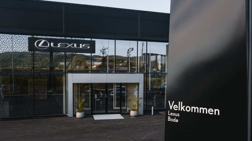 Lexus Bodø