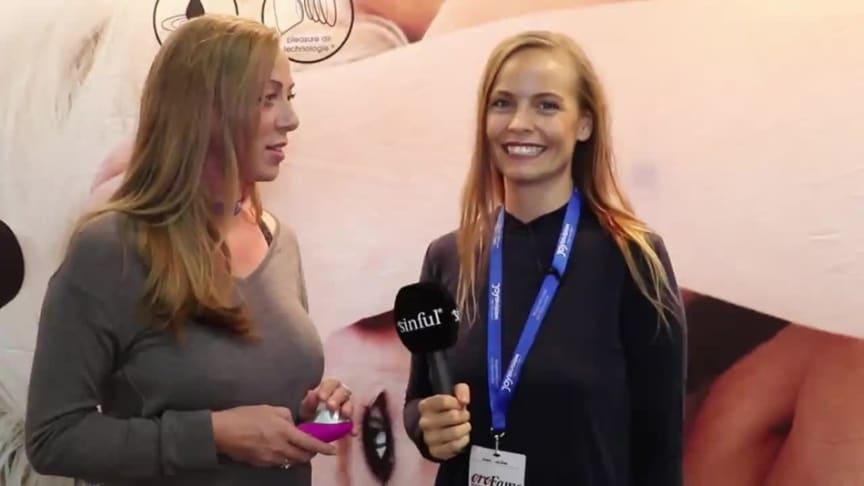 Mathilde fra Sinful på Erofame anmelder Womanizer Pro40