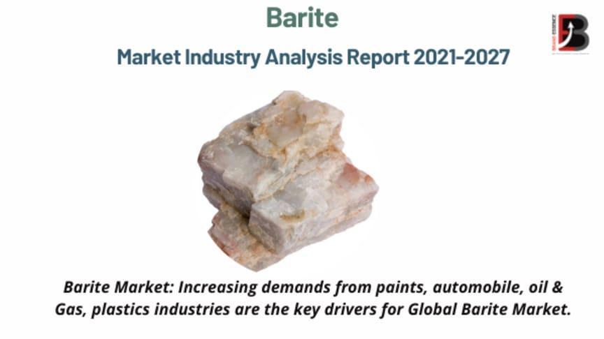 Barite Market