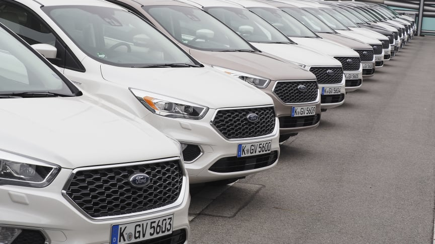 Melhus Bil overtar Kverneland Bils Ford-virksomhet i Trøndelag