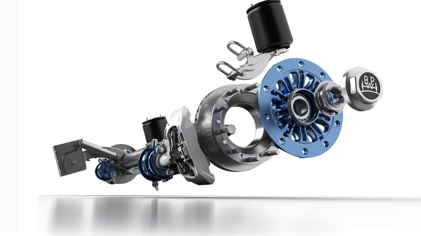 In future, vehicle manufacturers will be able to configure BPW running gears online.