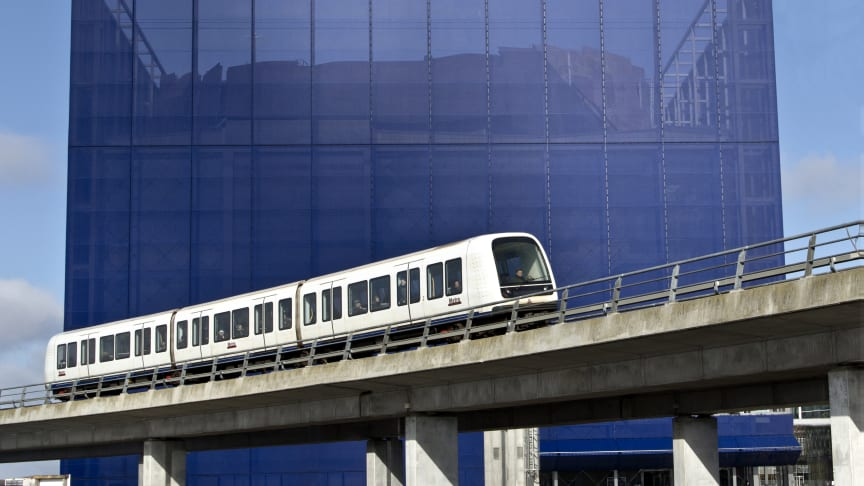 Hitachi Rail expects to drive growth in its signalling and turnkey business, like the autonomous metro system it supplied in Copenhagen