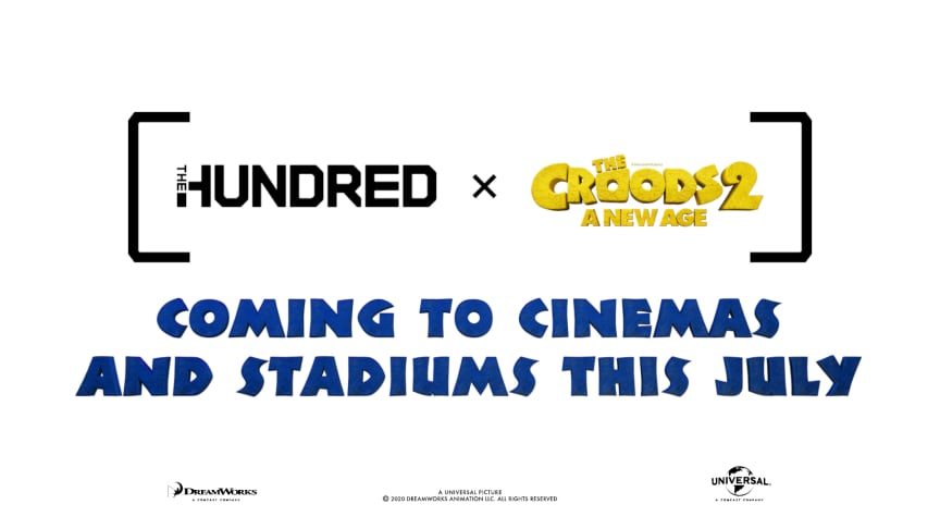 The Hundred and The Croods 2: A New Age team up for a summer of family fun