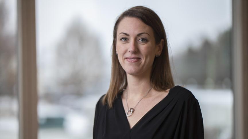 Caroline Bäckströms avhandling visar på betydelsen av stöd från vården och närstående vid graviditet.