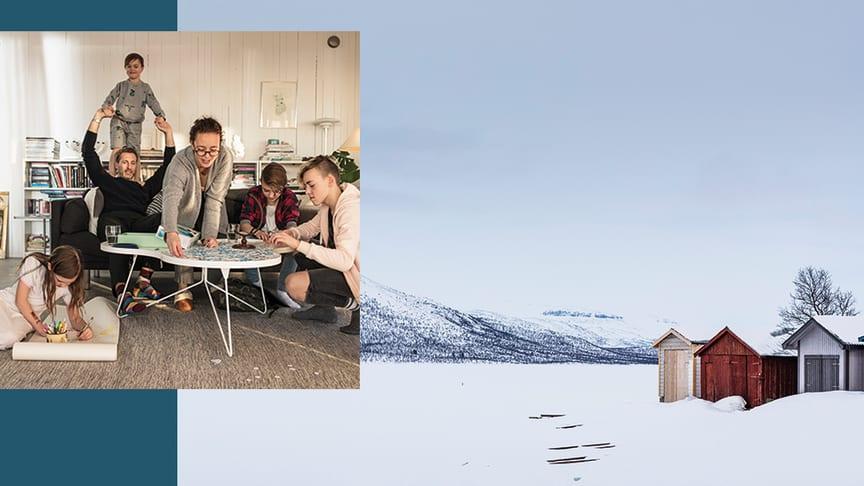 It`s in our nature - NIBE Energy Systems varumärkeslöfte som presenteras på mässan Hem, villa och bostadsrätt