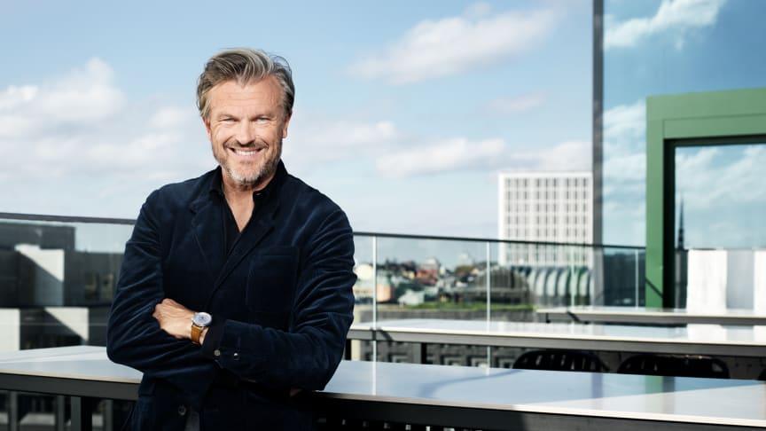 Thomas Sandell, Årets Formbärare i Västerbotten 2020