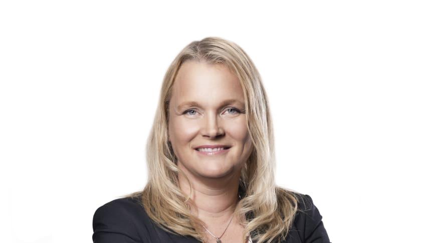 Sofie Kjellin, ny vd HSB Finansstöd