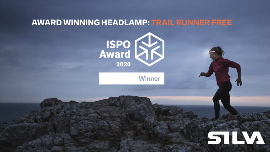 Silva launches the world's first seamless headlamp experience – Trail runner free series!