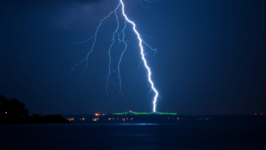 Auch Schäden durch Extremwetter fallen in den Leistungsbereich der Elementarversicherung. Foto: Sean McAuliffe/unsplash.com
