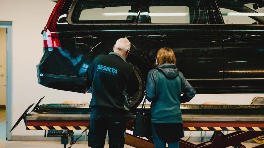 Besikta Bilprovning öppnar besiktningsstation i Boden
