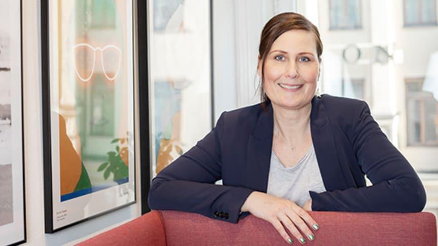 Sara Fäldt Ekroth blir vd för Curious Minds nya bolag, Splend AB. Sara har lång erfarenhet av rekrytering, framförallt inom kommunikation och marknadsföring, både som konsult och inhouse på olika företag och myndigheter.