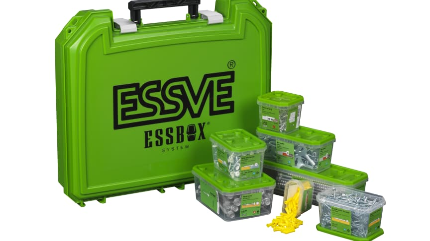 Roaring success for ESSBOX - over 120 000 units sold