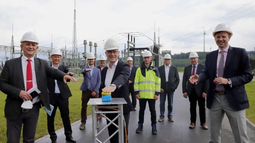 Starkes Stromnetz für erfolgreiche Energiezukunft