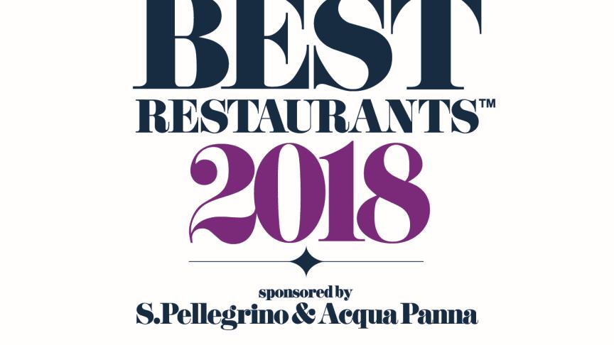 Dekton® by Cosentino sponsor och officiell bänkskivepartner för The World's 50 Best Restaurants 2018