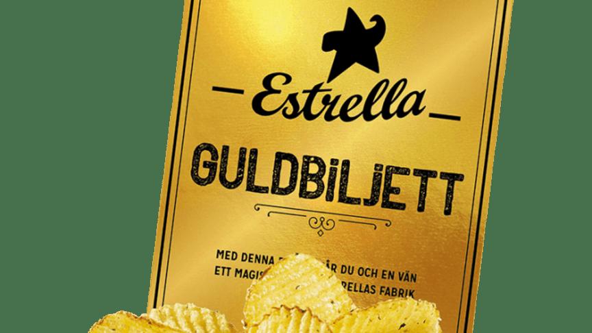 Estrella Jakten på guldbiljetterna 2020