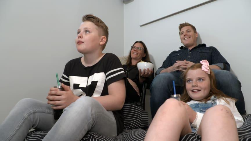 Se filmen. Mät radonhalten i din bostad/arbetsplats. En billig livförsäkring.