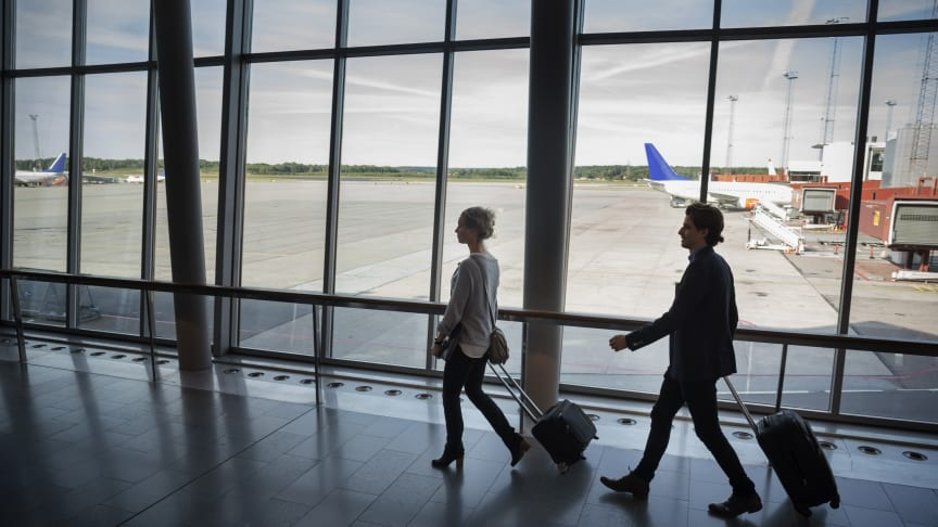 Stockholm Arlanda Airport. Foto: Swedavia