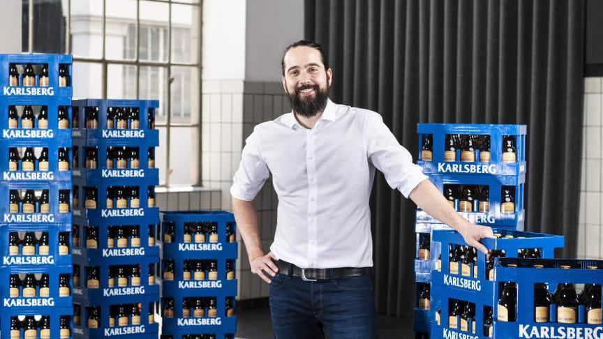 Christian Weber, Generalbevollmächtigter der Karlsberg Brauerei KG Weber, stellte heute die Jahreszahlen 2019 vor. Foto: Karlsberg/Alexander Basile