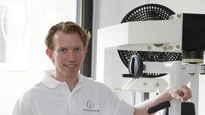 Christian Thoms - Inhaber des FPZ Rückenzentrums Köln