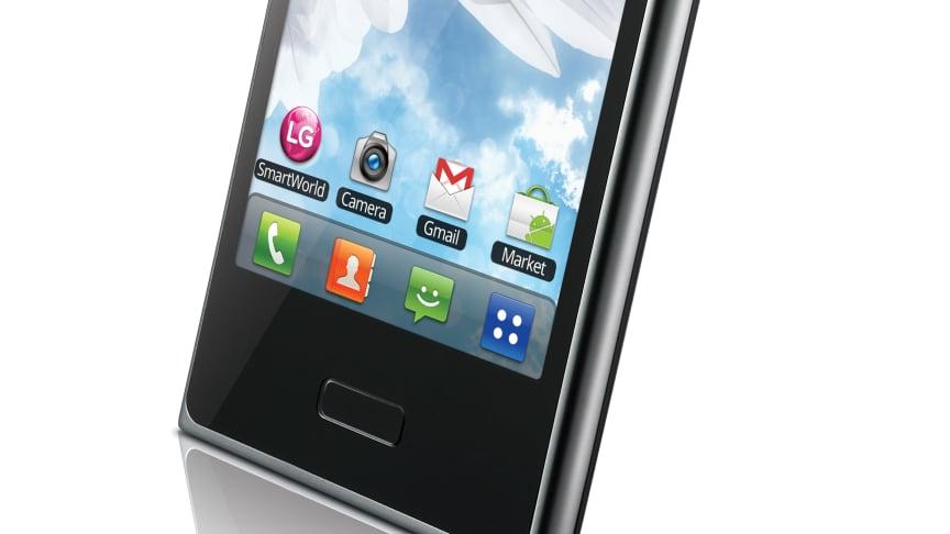 LG esittelee älypuhelimien design-sarjan