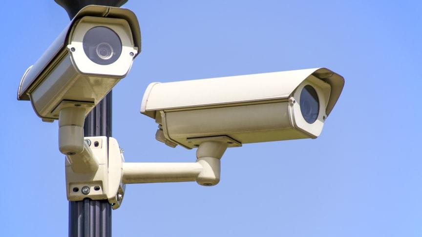 Övervakningskameror. Foto: Pixabay