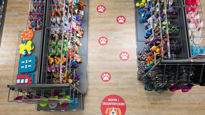 Dogman kjøper butikkjede