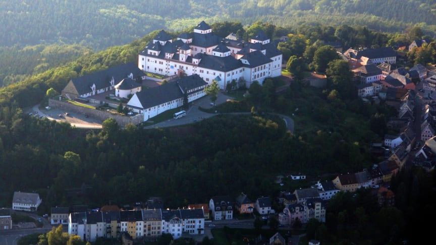 """Schloss Augustusburg - """"Krone des Erzgebirges"""" (Foto: ASL Schlossbetriebe gGmbH / Maik Bohn)"""