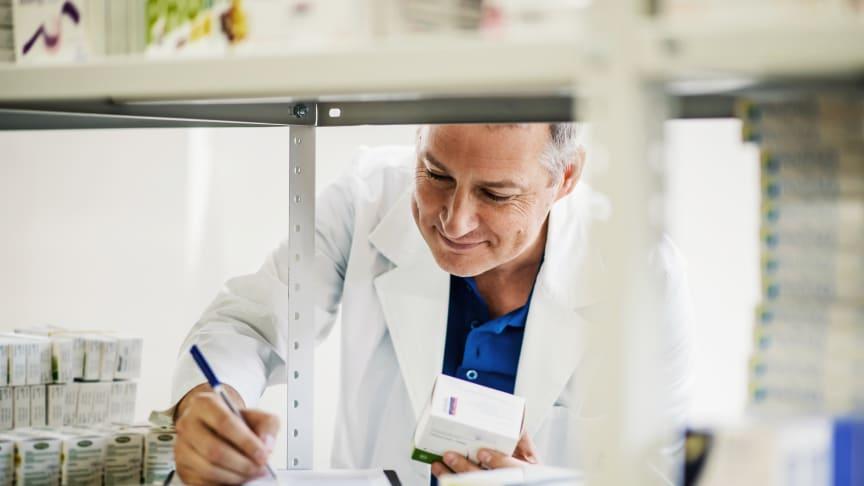 Apoteken uppger att läkemedelsleveranser har fungerat  bra under Corona.