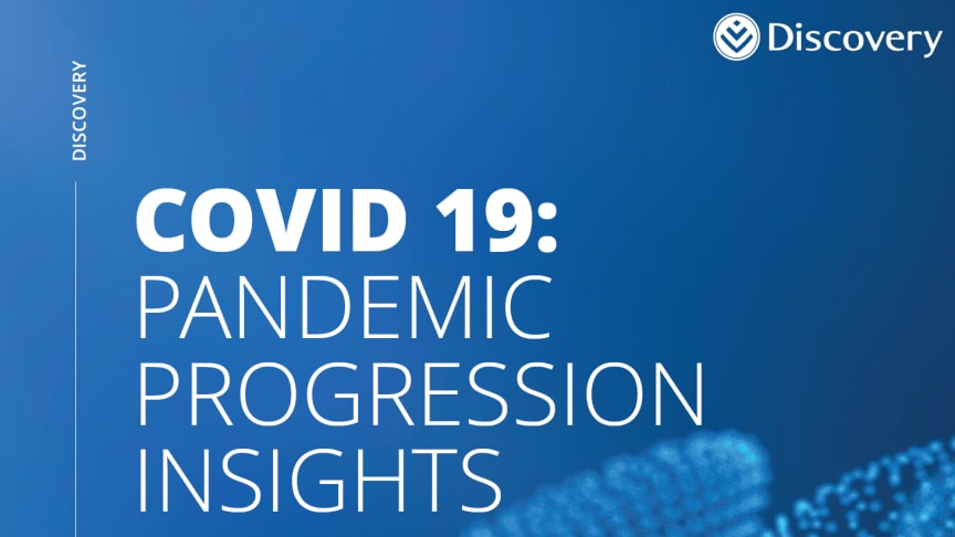 Discovery presents new insights into the progress of the COVID-19 pandemic in South Africa and globally and investigates dynamic interventions that have saved lives and that have helped the country to navigate the peaks of the pandemic.