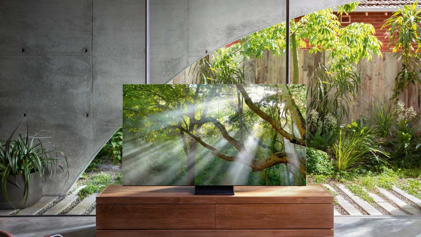 Samsungs TV- og lydnyheter 2020