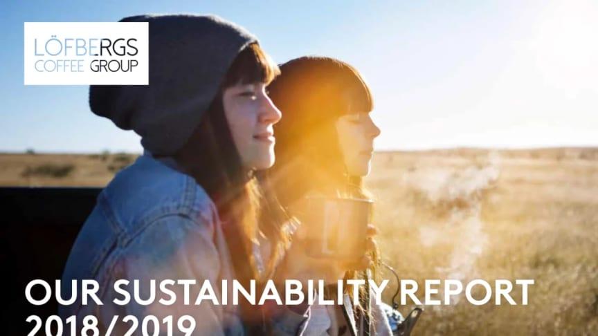 Ny bærekraftsrapport: Löfbergs tar ansvar for mennesker og miljøet