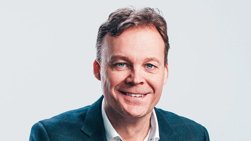 Ulf Gustafsson, förvaltningschef på Stångåstaden.