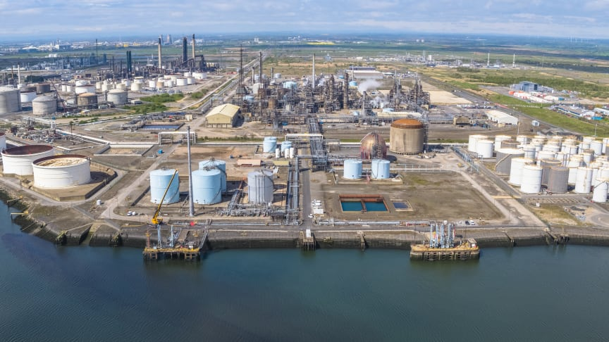 Falck Fire Services UK agrees new Emergency Response and Security Contract with INEOS Nitriles at Seal Sands